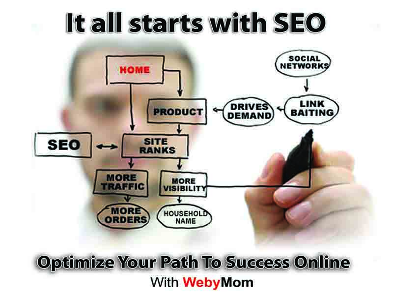 Success Online with WebyMom