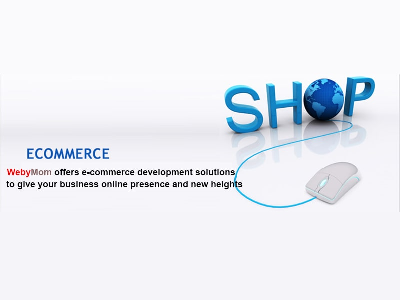 WebyMom E-commerce Website Design